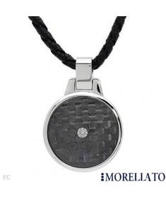 MORELLATO CIONDOLO Collection Necklace With Genuine Diamond