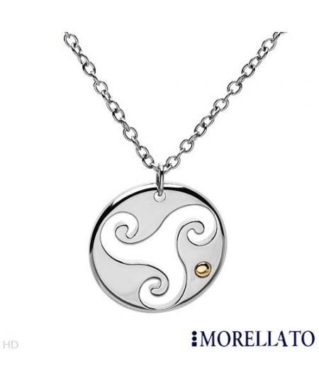MORELLATO CIONDOLO Collection Stylish  Circle Necklace