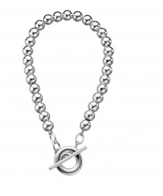 Multi Bead T-Bar 20Cm Bracelet