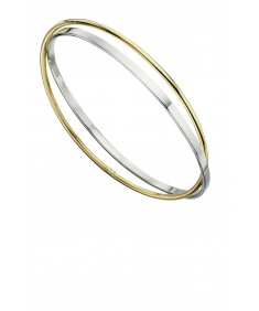 Russian Wedding Bangle Double With Gold Plate