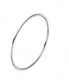 2.5Mm Plain Round Wire Bangle