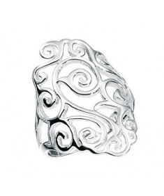 Diamond Shape Filigree Ring