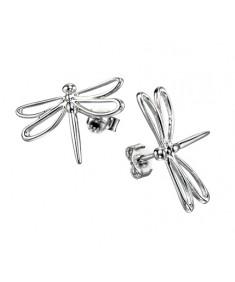 Dragonfly Stud Earring