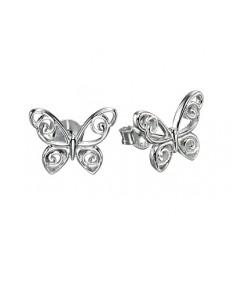 Butterfly Stud Earring