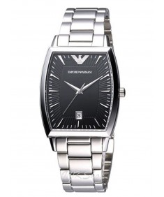 Emporio Armani Classic Mens Watch With Stainless Steel Strap AR0938