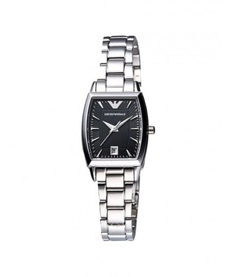Emporio Armani Women's Black Dial Wristwatch AR0939