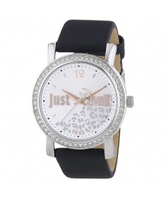 Just Cavalli Women's Moon Watch with silver dial