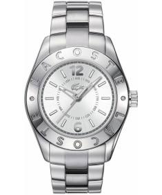 Lacoste Silver Stainless Steel Men's Watch